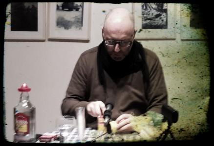 Martin Schöne und die Tequila-Lähmung