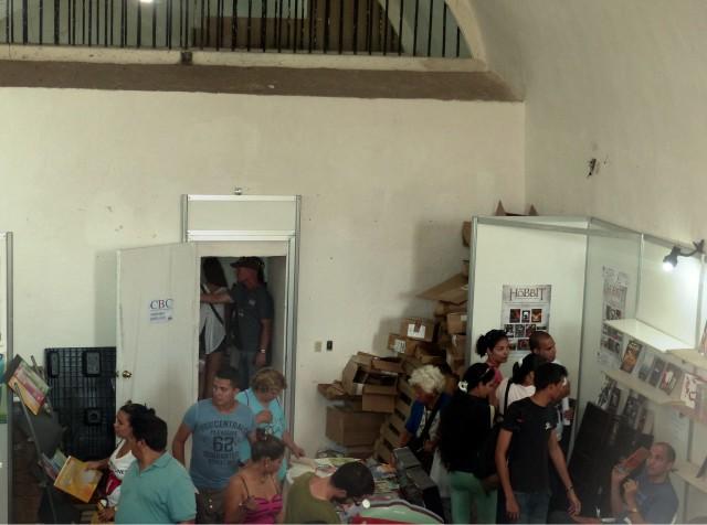 Buchmesse Kuba1