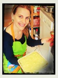 Lasagne in den Ofen