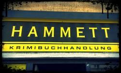 Buchhandlung Hammett
