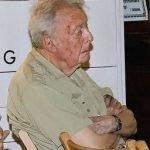 Frantisek Cerny ist einer der letzten lebenden Freunde von Václav Havel,