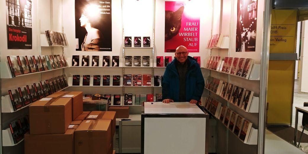 Leipziger Buchmesse 2018.  (unabhängig vom Text)